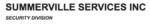 Summerville Services Inc.
