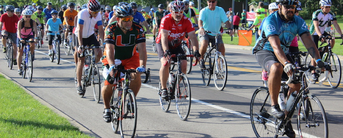 #CHQGranFondo Raises $15K for Local Charities
