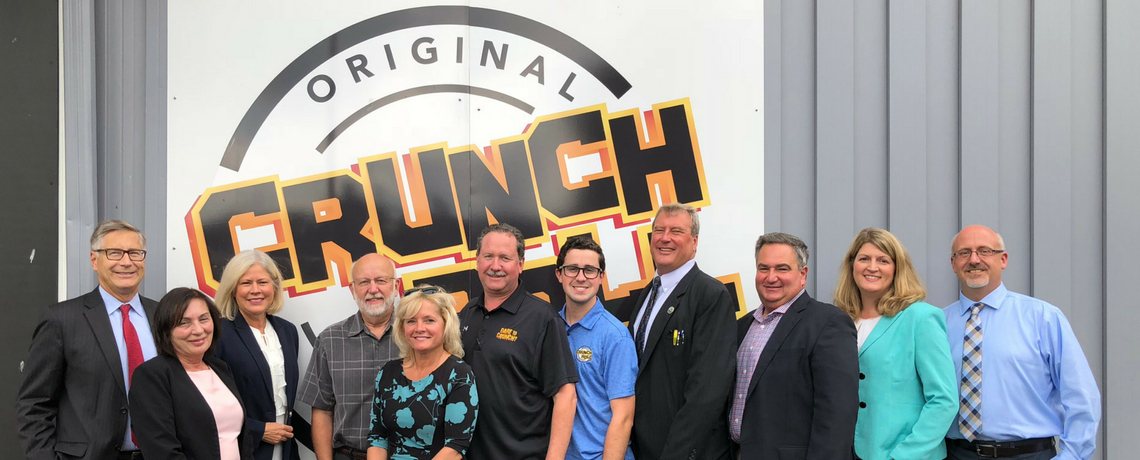 WESTFIELD'S CRUNCH ROLL FACTORY THRIVING
