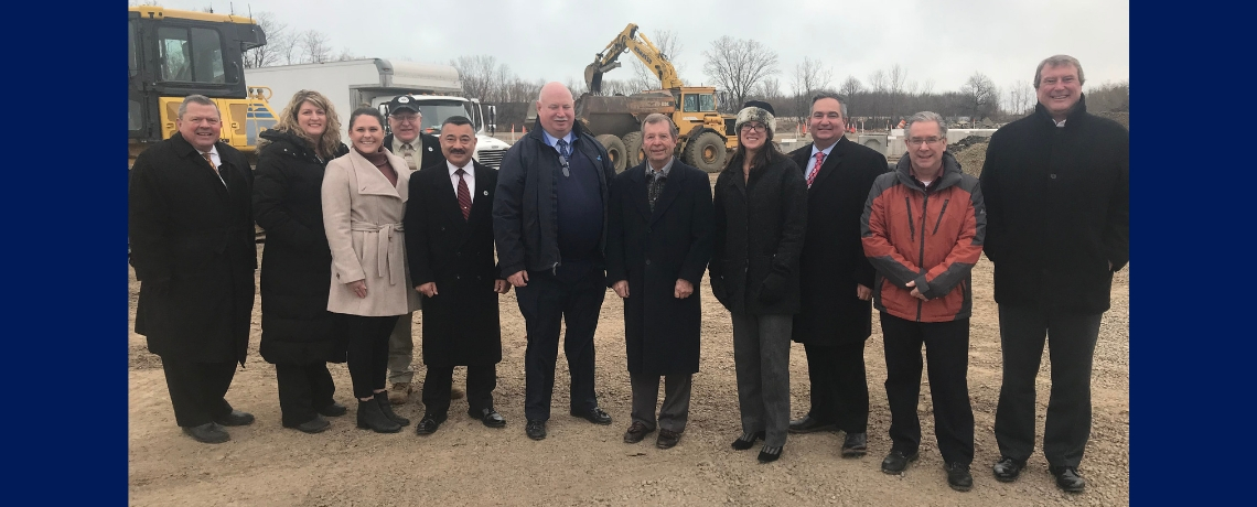 Dunkirk Freezer Warehouse Breaks Ground