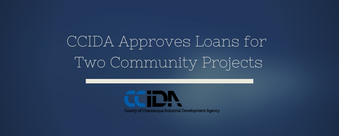 CCIDA Approves Loans for Two Community Projects