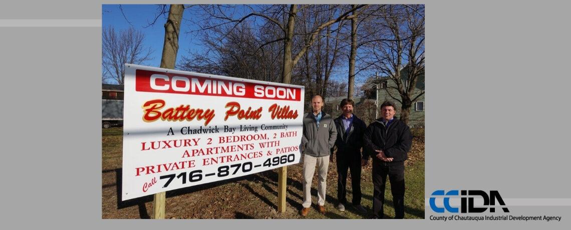 Battery Point Villas To Break Ground in Spring